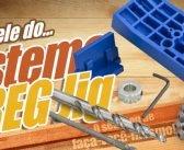 Kreg Jig – Gabaritos para montagem de móveis
