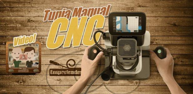 Tupia CNC portátil: testamos a Shaper Tool